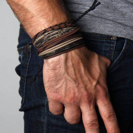 Picture for category Men's Bracelets