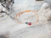 Red Evil Eye Tree Of Life Orange String